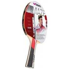 Butterfly Michael Maze Silver 85060 Ping Pong Racket