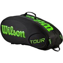 کیف تنیس ویلسون مدل Tour Molded 9PK