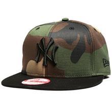کلاه کپ نیو ارا مدل Camo Crown 950 LA Yankee