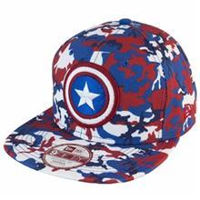 کلاه کپ نيو ارا مدل Hero Camo Captain America