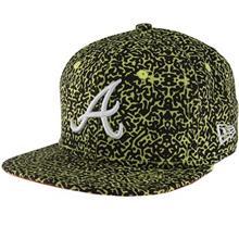 کلاه کپ نيو ارا مدل LAVA Crown Atlanta Braves