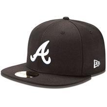 کلاه کپ نیو ارا مدل MLB BASIC Atlanta Braves