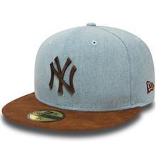 کلاه کپ نيو ارا مدل NY Yankee Metallic Rust