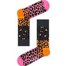 جوراب هپي ساکس مدل Block Leopard