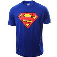 تي شرت مردانه آندر آرمور مدل Alter Ego Core Superman