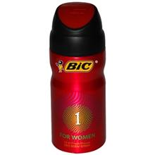Bic No.1 Spray For Women 150ml
