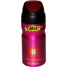 Bic No.11 Spray For Women 150ml