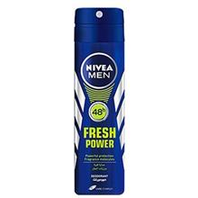 Nivea Fresh Power Spray For Men 150ml