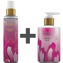 Seagull Marvel Body Splash And Body Lotion For Women