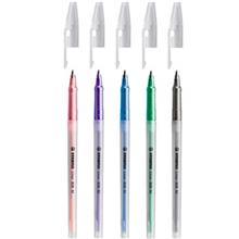 خودکار پنج رنگ استابيلو مدل Liner 808