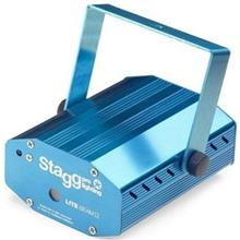 Stagg SLR Lite Beam 12-3BL Compact Laser
