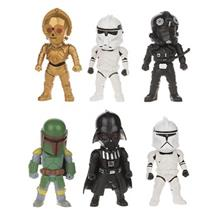 Star Wars Pack Of 6 Figure Size Xsmall