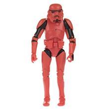 اکشن فيگور استار وارز مدل Red Storm Trooper