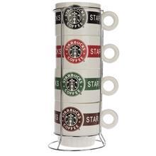 Starbucks Casual 2 CupandMug - 4Pcs