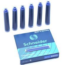 کارتريج جوهر اشنايدر مدل 660 - بسته 6 عددي