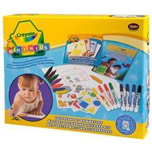 بسته رنگ آمیزی کرایولا سری Mini Kids کد 10570