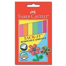 چسب خميري Faber Castell کد 187091 حجم 50 گرم