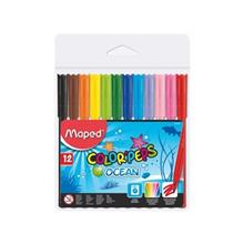 Maped Color Peps Ocean Marker -  Pack of 12