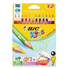 مداد رنگی 12 رنگ بیک مدل اکولوشنز اوولوشن تری انگل