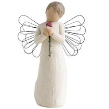 Statue Willow Tree Loving Angel