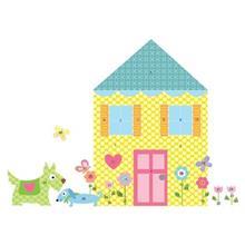 استيکر روميت مدل Build A House Mega Pack