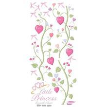 استيکر روميت مدل Fairy Princess Growth Chart