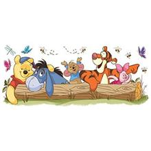 استيکر روميت مدل Pooh And Friends Outdoor Fun Gnt