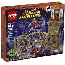 لگو سري Super Heroes مدل Batman Classic TV Series Batcave 76052