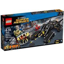 لگو سري Super Heroes مدل Batman Killer Croc Sewer Smash 76055