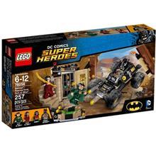لگو سري Super Heroes مدل Batman Rescue From Ras Al Ghu 76056