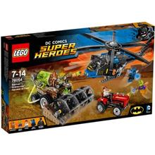 لگو سري Super Heroes مدل Batman Scarecrow Harvest Of Fear 76054