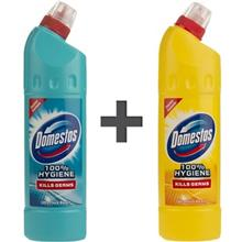 Domestos Eucalyptus And Lemon Surface Bleach 750ml Pack Of 2