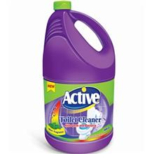 Active Toilet Cleaner Purple 4L