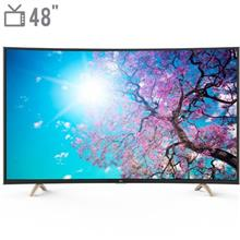 TCL 48P1F Curved Smart LED TV - 48 Inch