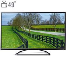 تلويزيون ال اي دي هوشمند بلست مدل BTV-49SB110B - سايز 49 اينچ