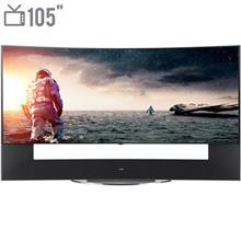 LG 105UC9 Curved Smart LED TV