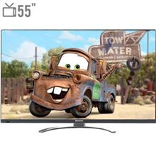 Tecnocom ET55E68DSCW Smart LED TV - 55 Inch