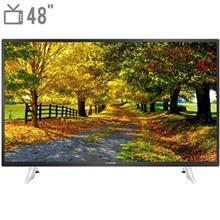 تلويزيون ال اي دي هوشمند ايکس ويژن مدل 48XL545 - سايز 48 اينچ
