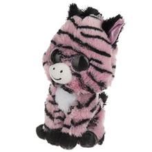 عروسک تي واي مدل Pink Zebra سايز کوچک