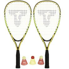 Talbot Torro Speed 4000 Speed Badminton Racket Set Of 2