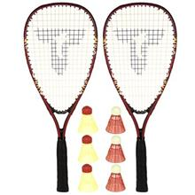 Talbot Torro Speed 5000 Speed Badminton Racket Set Of 2