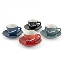 Vespa Coffee Set - 4Pcs