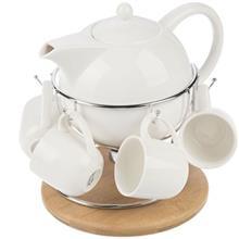 سرویس 8 پارچه چای خوری سیلویا مدل 277230