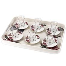 سرویس 13 پارچه چای خوری شفر مدل 390