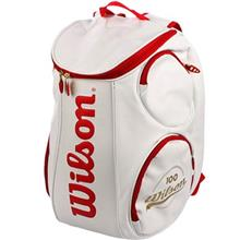 Wilson 100YR Tour Molded LG Back Tennis Backpack