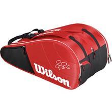Wilson Federer Team 12PK RDWH Tennis Bag