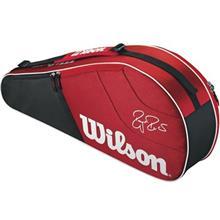 Wilson Federer Team 3PK RDWH Tennis Bag