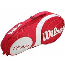 Wilson Team 3 PK RDWH Tennis Bag