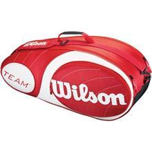 Wilson Team 6PK Bag RDWH Tennis Backpack