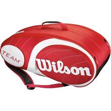 Wilson Team 9PK RDWH Tennis Bag